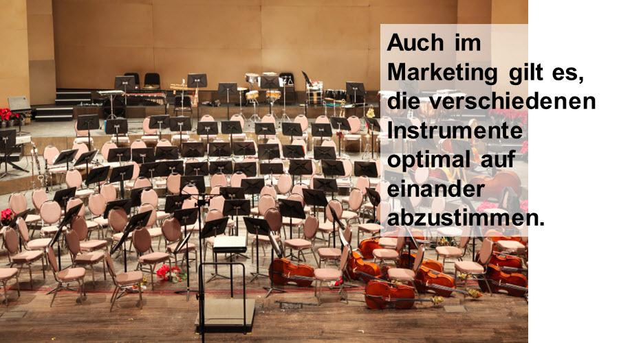 Crossmedia-Marketingberatung bei Stuttgart