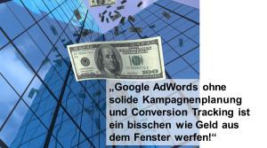 Google AdWords-Optimierung - vom SEA-Spezialisten bei Stuttgart!