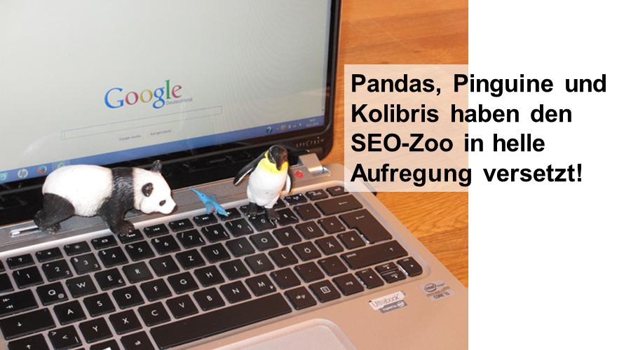 Googles Panda- und Pinguin-Updates: Die Off-Page-Optimierung wird als SEO-Disziplin immer wichtiger!