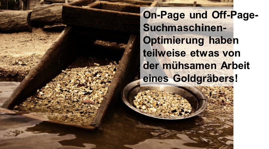 Beratung Suchmaschinenoptimierung / SEO-Beratung bei Stuttgart: On-Page und Off-Page